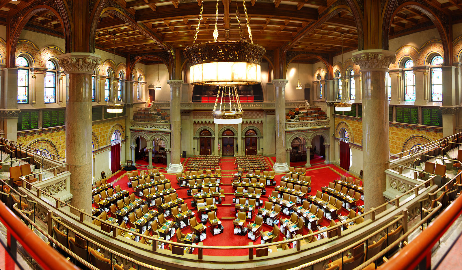NYS Assembly Chambers