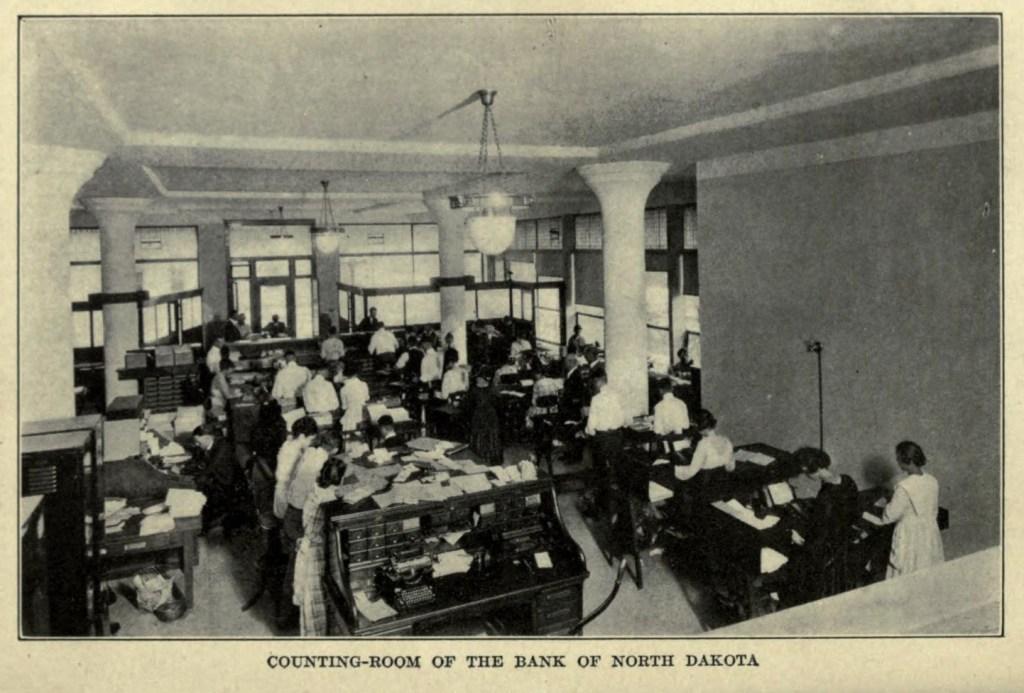 Bank of North Dakota, The River Newsroom
