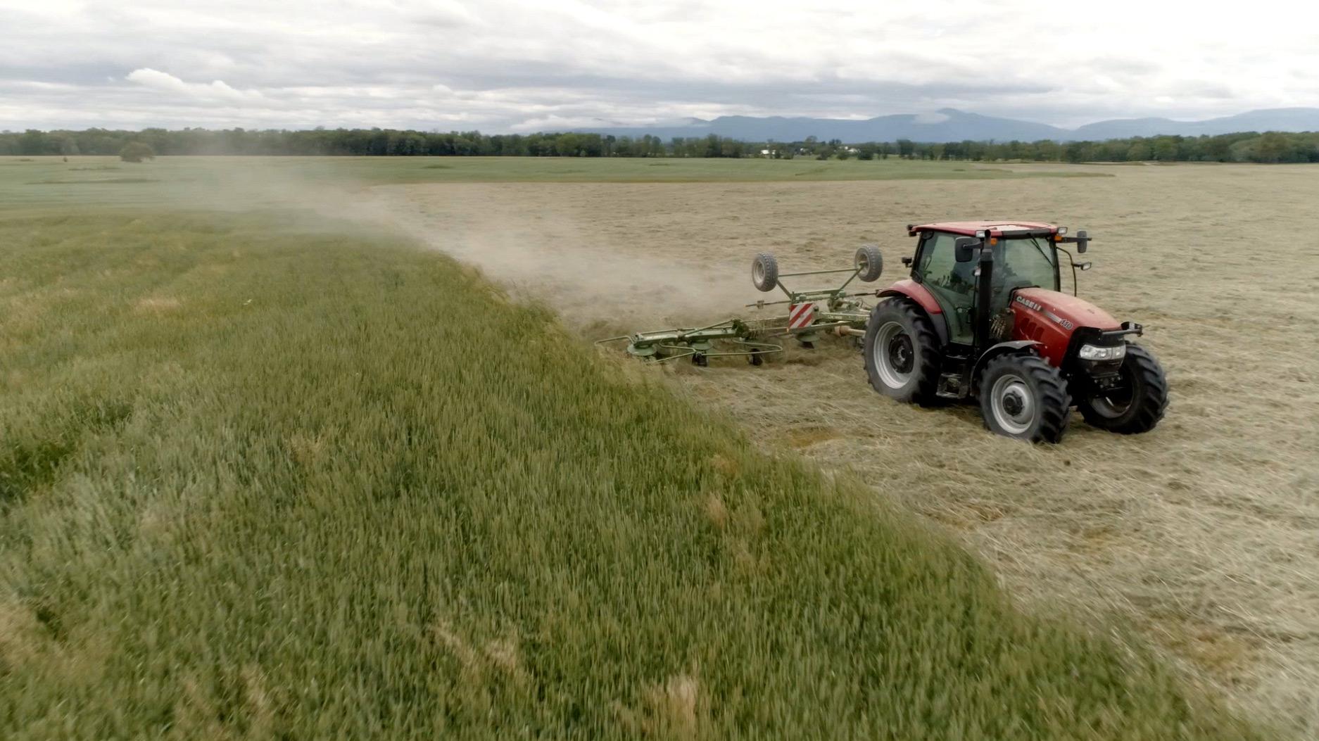 regenerative farming, Hudson Valley farming, Ben Dobson