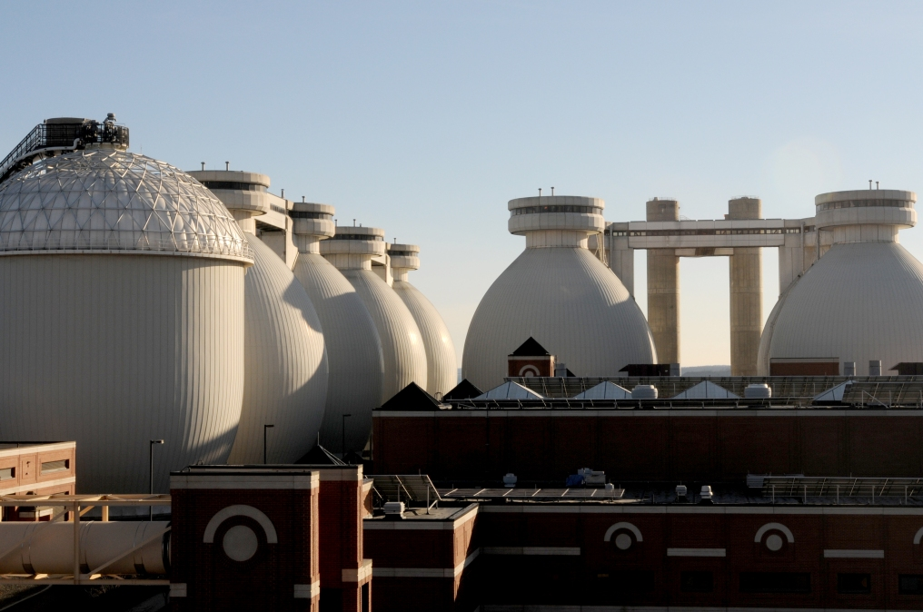 Anaerobic digesters, The River