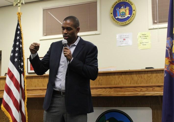 Antonio Delgado, Hudson Valley congressman