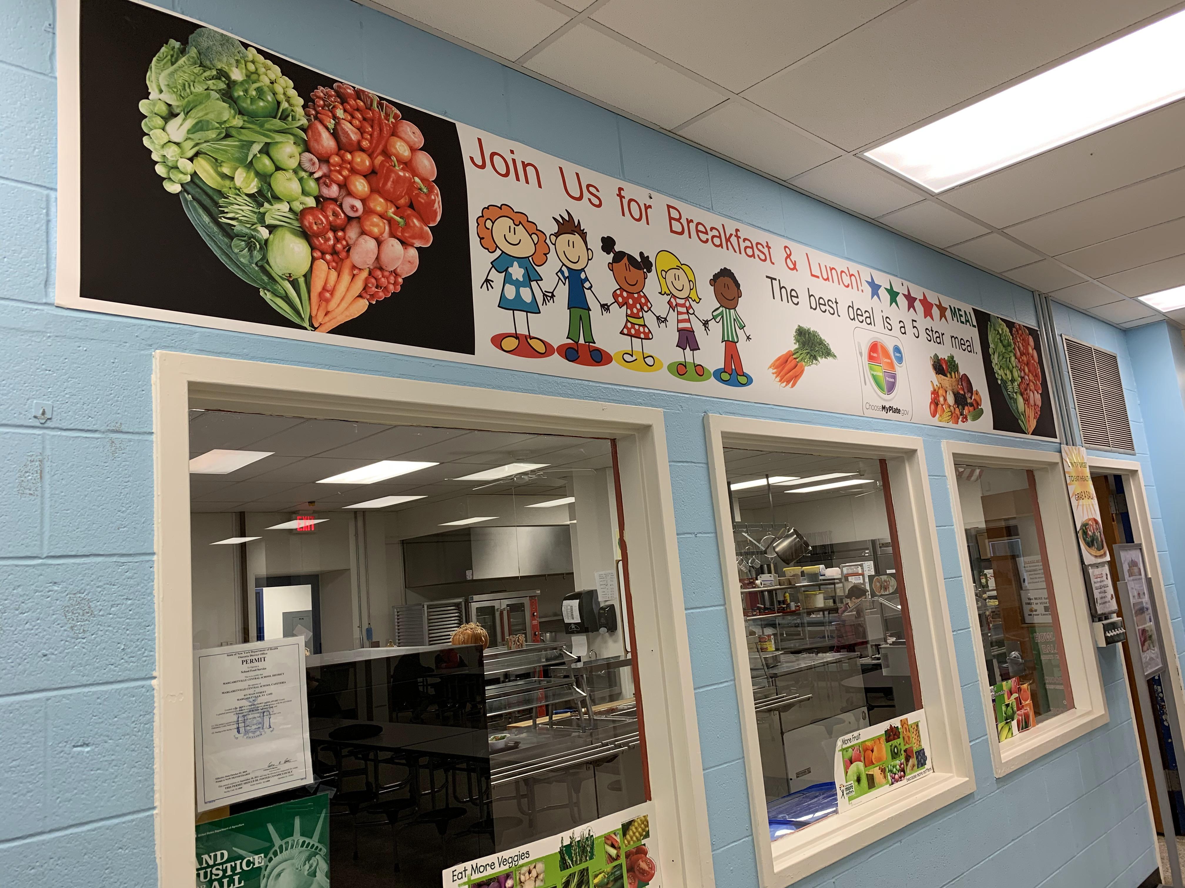 school lunch, school nutrition, The River Newsroom
