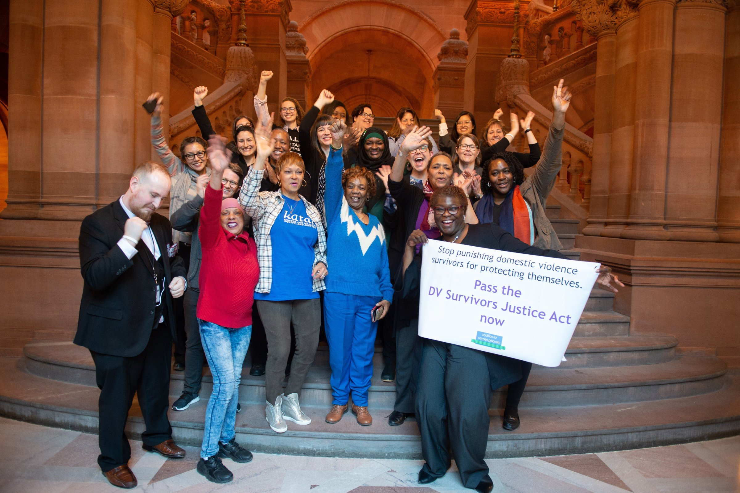 Domestic Violence Survivors Justice Act