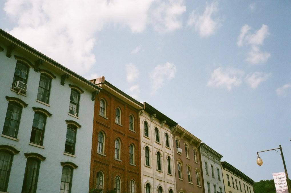 Kingston, Hudson Valley housing, The River