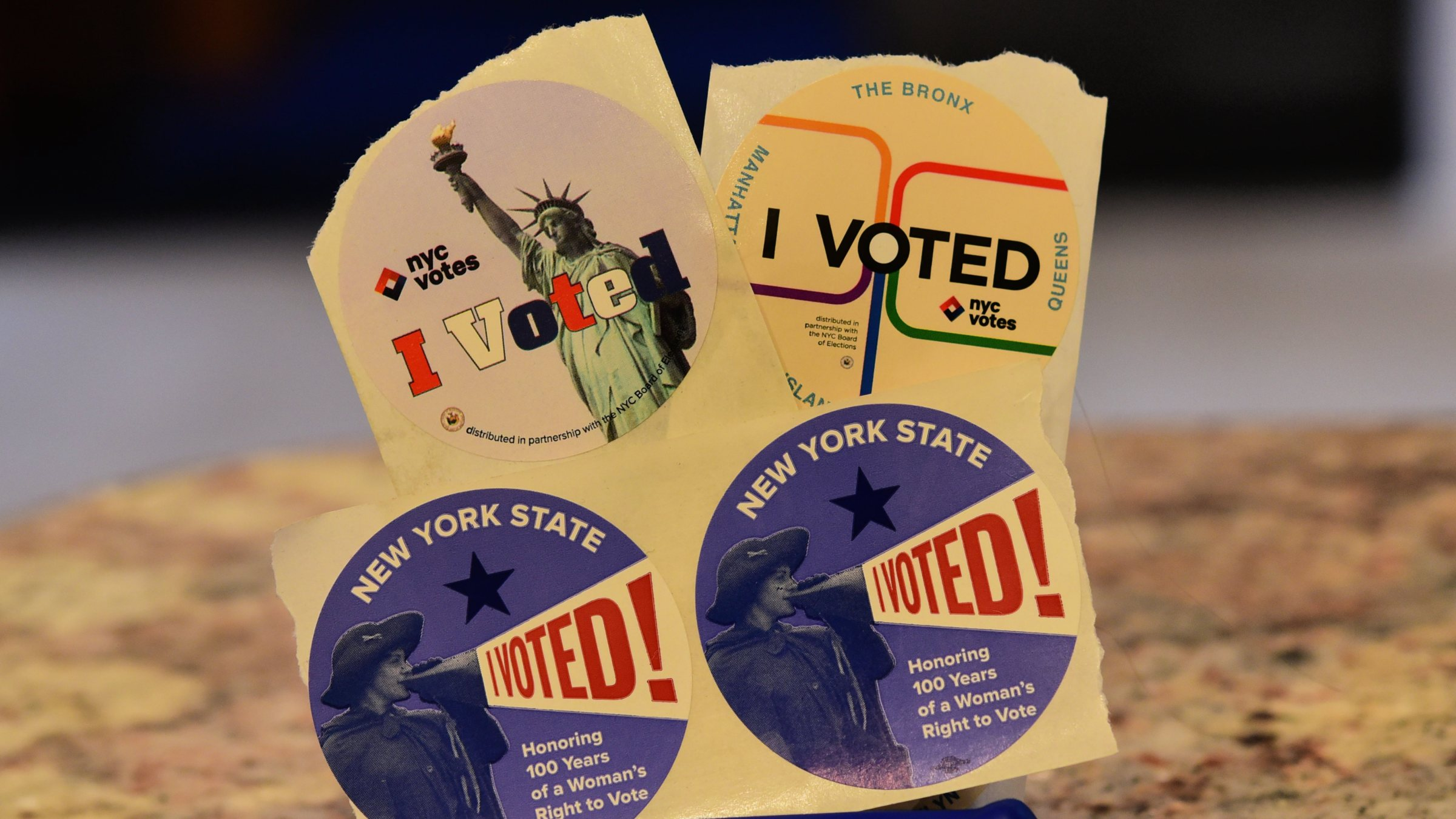 New York voting, River Newsroom