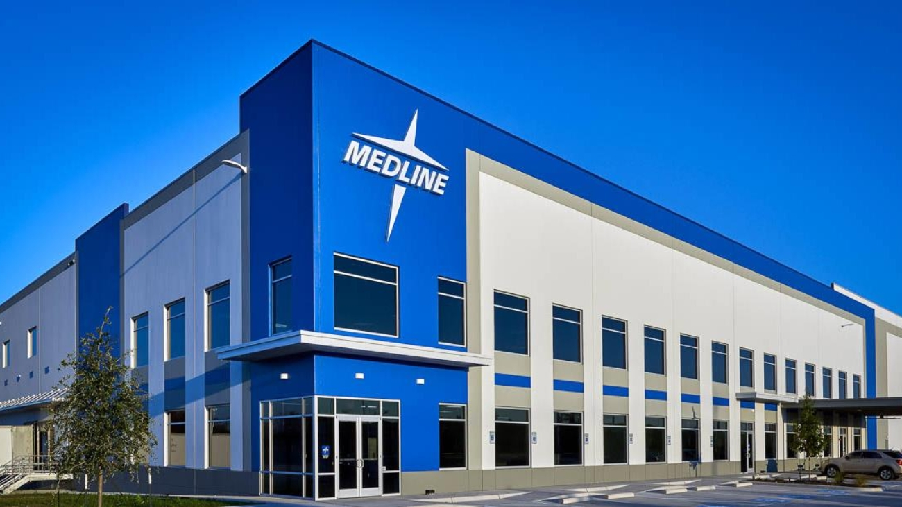 medline warehouse